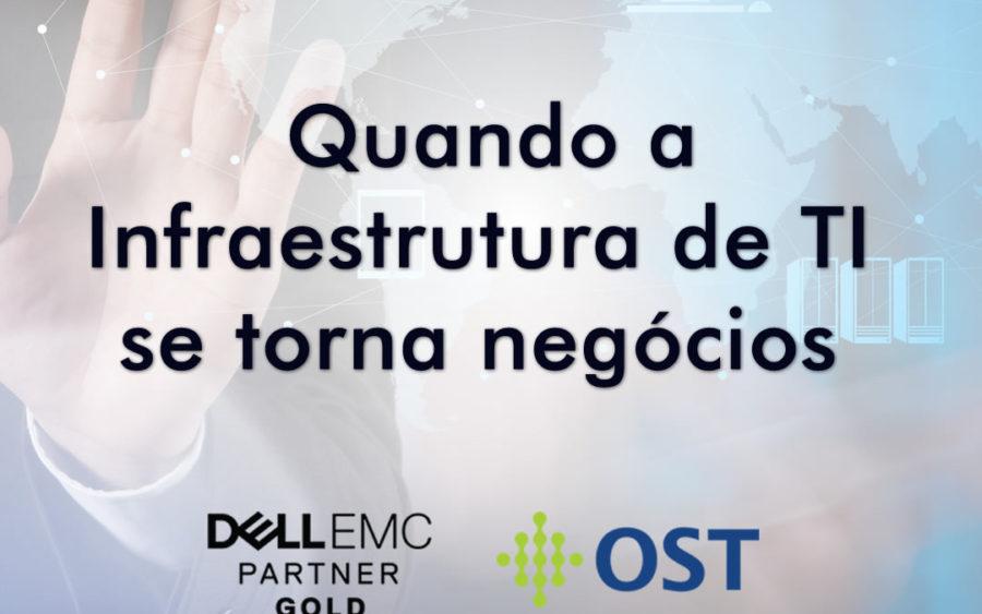 Estratégias de infraestrutura de TI conduz as empresas para a Transformação Digital