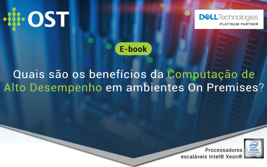 E-book: Benefícios da computação de alto desempenho em ambientes On Premises