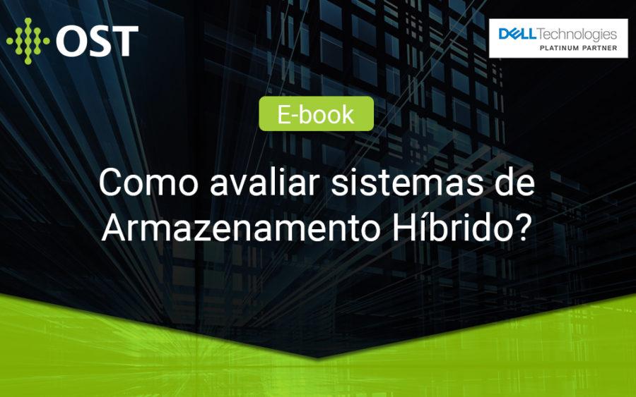 E-book: Como avaliar sistemas de armazenamento híbrido?