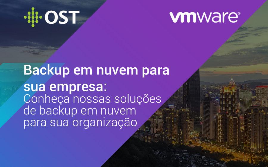 Backup em nuvem para sua empresa: Sua empresa não pode parar. Conheça nossas soluções de backup em nuvem para qualquer tipo de empresa e infraestrutura de TI.