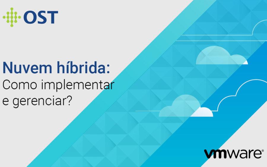 Prepare-se para a implementação e gerenciamento da nuvem híbrida