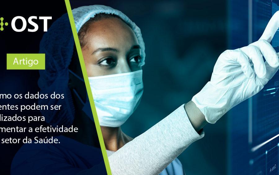 Como os dados dos clientes podem ser utilizados para aumentar a efetividade do setor da Saúde.